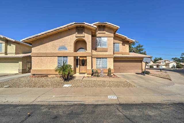 1320 E Liberty Shores Drive, Gilbert, AZ 85234 (MLS #5994246) :: The Pete Dijkstra Team