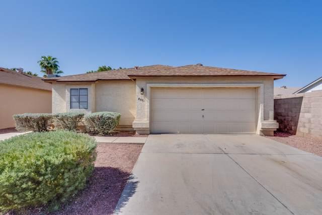 8570 N 108TH Drive, Peoria, AZ 85345 (MLS #5994253) :: Santizo Realty Group