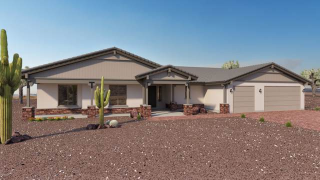 14612 W Plum Road, Surprise, AZ 85387 (MLS #5994280) :: Arizona 1 Real Estate Team