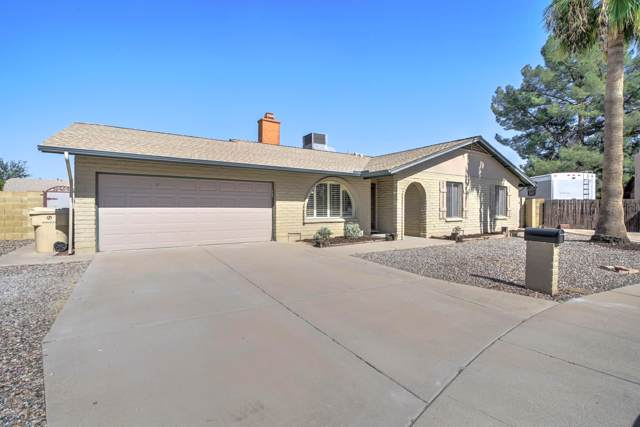 4716 W Carol Avenue, Glendale, AZ 85302 (MLS #5994301) :: Kepple Real Estate Group