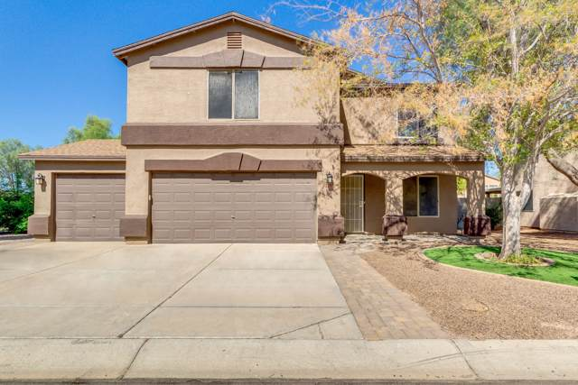1126 E Denim Trail, San Tan Valley, AZ 85143 (MLS #5994308) :: The C4 Group