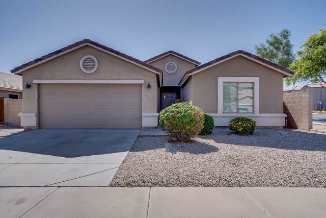 1607 E Harwell Road, Phoenix, AZ 85042 (MLS #5994311) :: The AZ Performance Realty Team