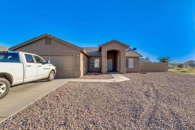 12433 W Lobo Drive, Arizona City, AZ 85123 (MLS #5994317) :: The Kenny Klaus Team