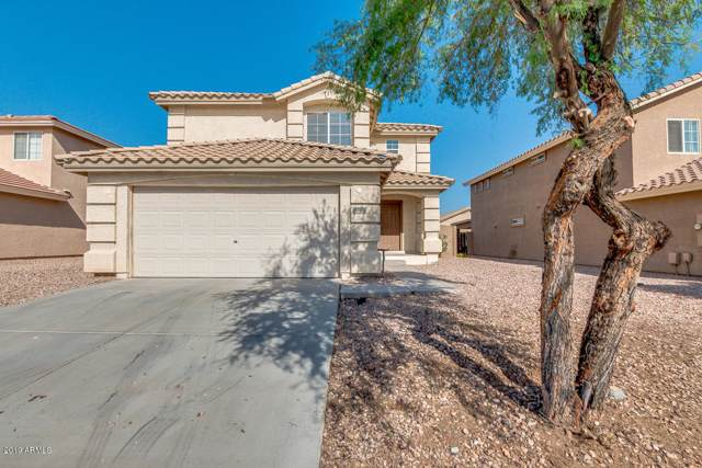 22532 W Desert Bloom Street, Buckeye, AZ 85326 (MLS #5994320) :: Brett Tanner Home Selling Team