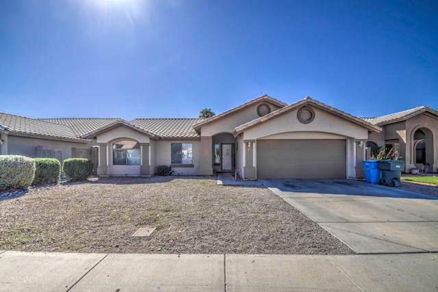 8537 W Virginia Avenue, Phoenix, AZ 85037 (MLS #5994336) :: The C4 Group