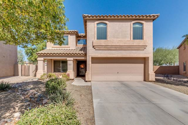 21207 N Danielle Avenue, Maricopa, AZ 85138 (MLS #5994351) :: Revelation Real Estate