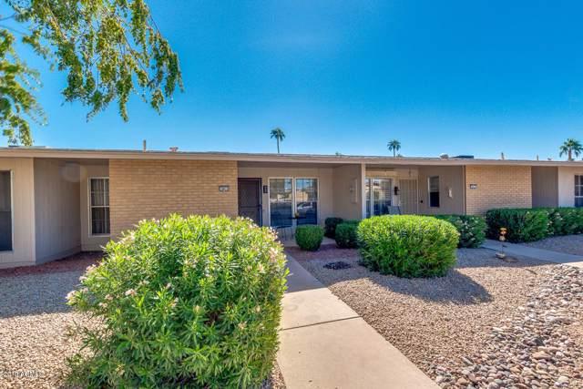 19015 N 134TH Drive, Sun City West, AZ 85375 (MLS #5994353) :: Nate Martinez Team