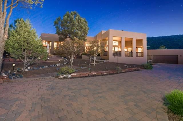 165 Pegasus Trail, Sedona, AZ 86351 (MLS #5994364) :: Revelation Real Estate