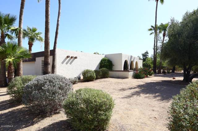 12201 N 61ST Place, Scottsdale, AZ 85254 (MLS #5994367) :: Occasio Realty