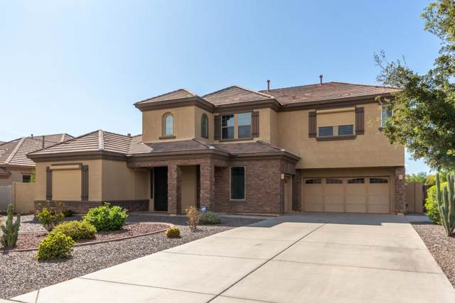 4722 S Griswold Street, Gilbert, AZ 85297 (MLS #5994386) :: The Pete Dijkstra Team