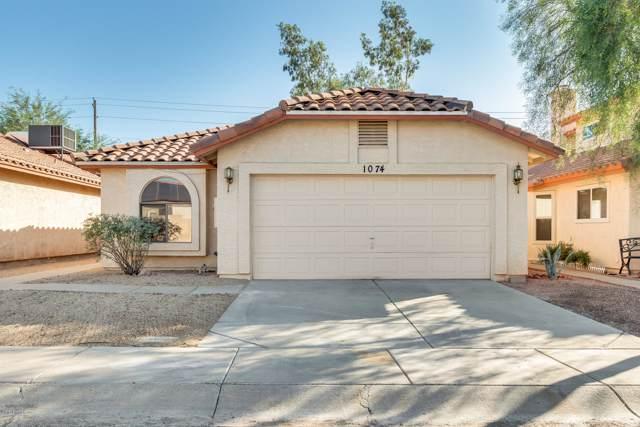 4545 N 67TH Avenue #1074, Phoenix, AZ 85033 (MLS #5994394) :: Brett Tanner Home Selling Team
