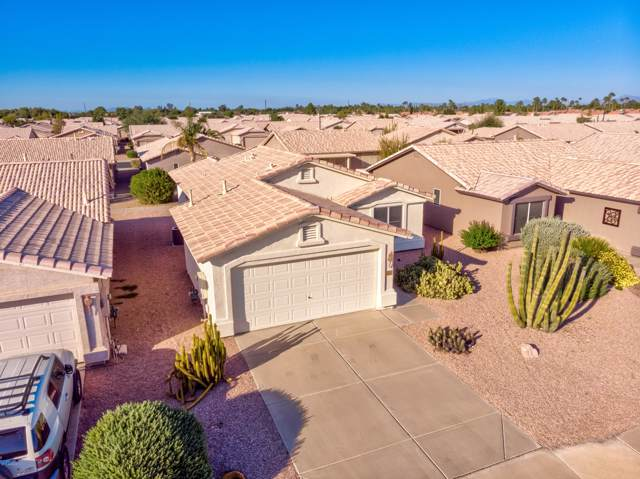 1394 E Runaway Bay Drive, Chandler, AZ 85249 (MLS #5994395) :: Power Realty Group Model Home Center