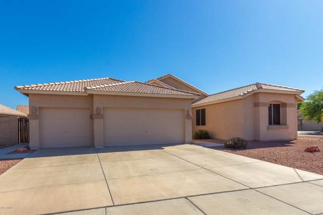 8643 W Sierra Street, Peoria, AZ 85345 (MLS #5994399) :: Santizo Realty Group