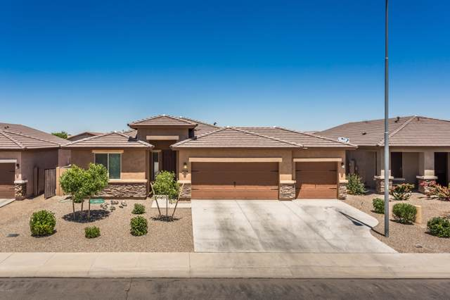 37778 W Vera Cruz Drive, Maricopa, AZ 85138 (MLS #5994410) :: The Kenny Klaus Team