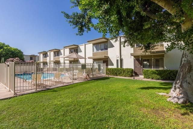 7740 E Heatherbrae Avenue #18, Scottsdale, AZ 85251 (MLS #5994414) :: Nate Martinez Team