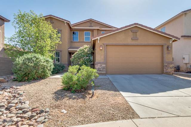 837 E Cierra Circle, San Tan Valley, AZ 85143 (MLS #5994442) :: Revelation Real Estate