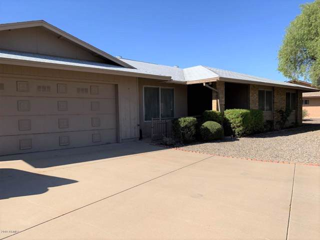 19030 N Welk Drive, Sun City, AZ 85373 (MLS #5994461) :: The Garcia Group