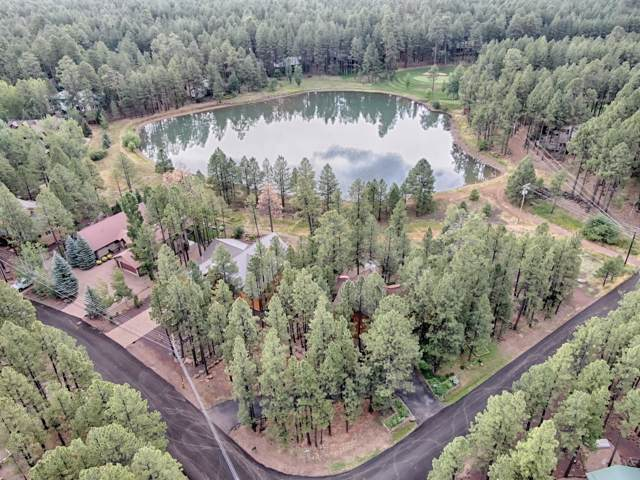 2711 N Aspen Road, Pinetop, AZ 85935 (MLS #5994466) :: Occasio Realty
