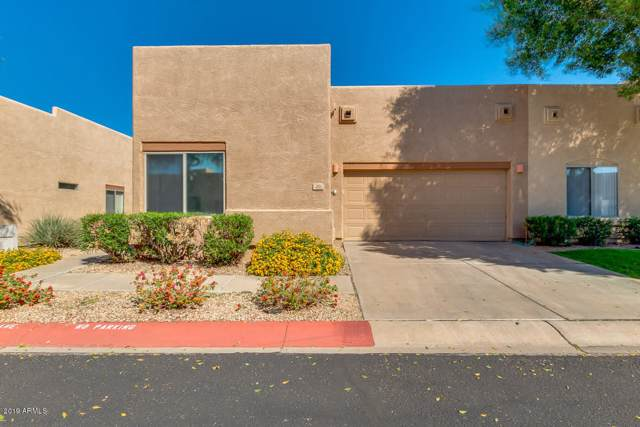 1650 S Crismon Road #76, Mesa, AZ 85209 (MLS #5994489) :: The Pete Dijkstra Team
