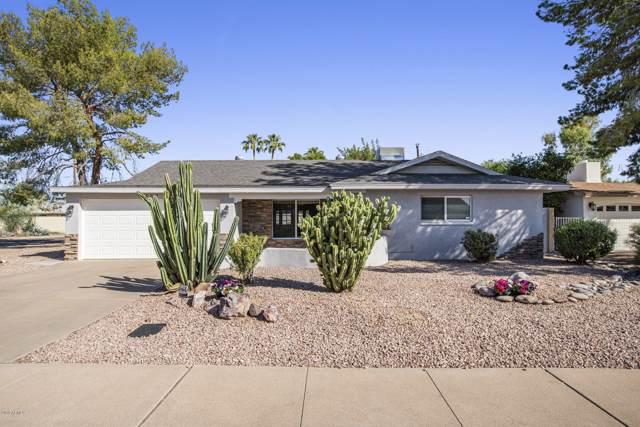 8502 E Fairmount Avenue, Scottsdale, AZ 85251 (MLS #5994493) :: Nate Martinez Team