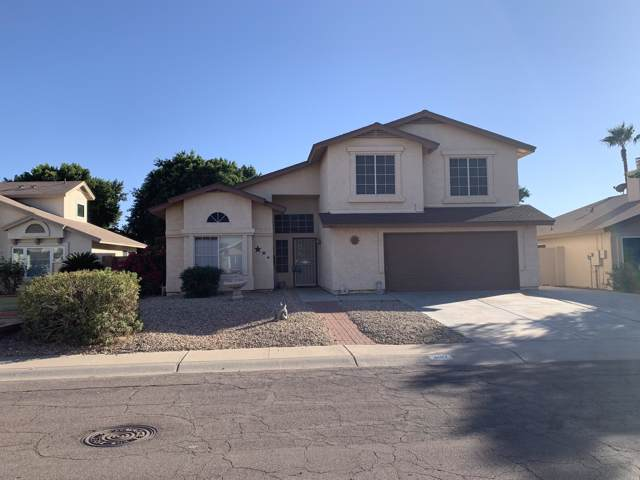4017 W Creedance Boulevard, Glendale, AZ 85310 (MLS #5994500) :: neXGen Real Estate
