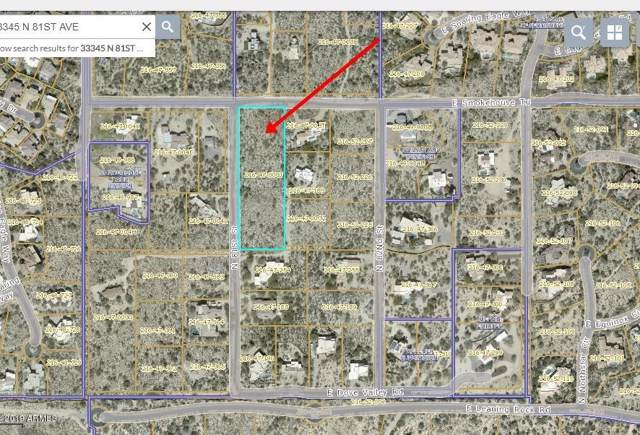 33345 N 81ST Street, Scottsdale, AZ 85266 (MLS #5994507) :: Nate Martinez Team