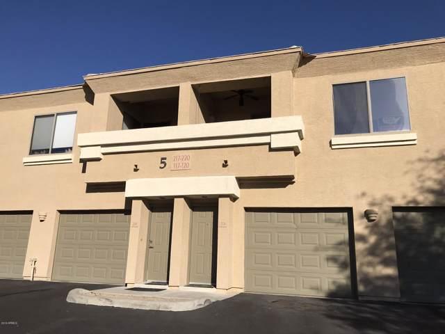 1716 W Cortez Street #218, Phoenix, AZ 85029 (MLS #5994511) :: The Pete Dijkstra Team