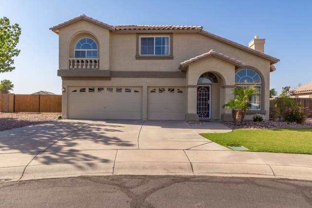 10905 W Augusta Avenue, Glendale, AZ 85307 (MLS #5994516) :: The Laughton Team