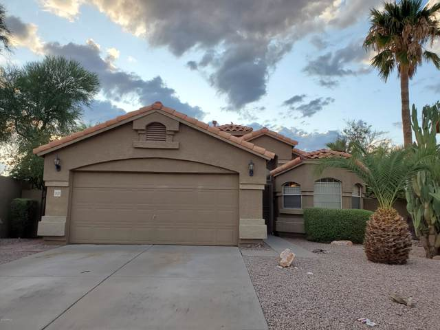 2122 S Terripin Circle, Mesa, AZ 85209 (MLS #5994524) :: Nate Martinez Team