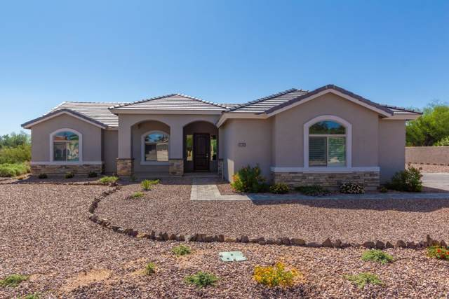 19019 E Via Hermosa, Rio Verde, AZ 85263 (MLS #5994542) :: neXGen Real Estate