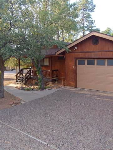 1127 N Bavarian Way, Payson, AZ 85541 (MLS #5994561) :: Kepple Real Estate Group