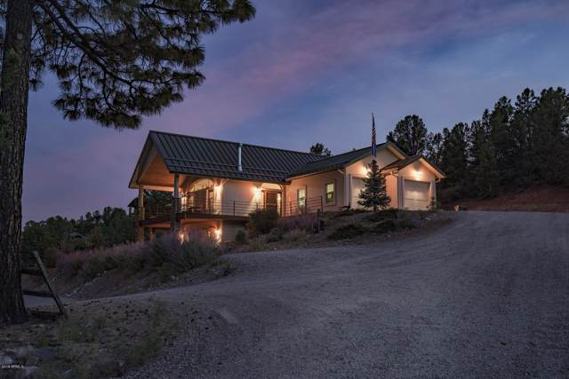 1803 E Underwood Lane, Payson, AZ 85541 (MLS #5994589) :: Kepple Real Estate Group