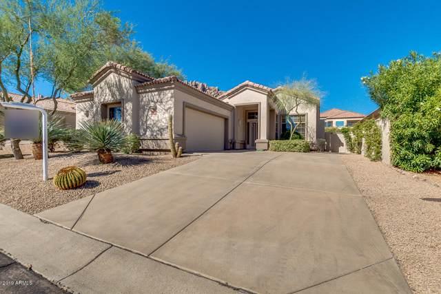 11550 E Bronco Trail, Scottsdale, AZ 85255 (MLS #5994608) :: The W Group