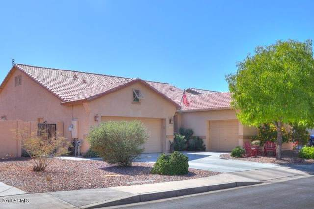 1609 E Prickly Pear Place, Casa Grande, AZ 85122 (MLS #5994648) :: Lux Home Group at  Keller Williams Realty Phoenix