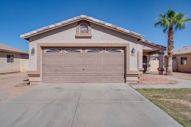 8816 W Manzanita Drive, Peoria, AZ 85345 (MLS #5994663) :: The Laughton Team
