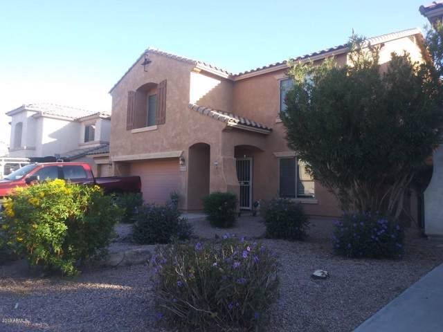 43219 W Maricopa Avenue, Maricopa, AZ 85138 (MLS #5994675) :: Power Realty Group Model Home Center