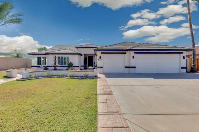 2313 E Knoll Circle, Mesa, AZ 85213 (MLS #5994681) :: My Home Group