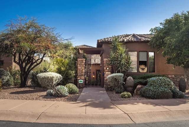 10436 N Villa Ridge Court, Fountain Hills, AZ 85268 (MLS #5994701) :: The W Group
