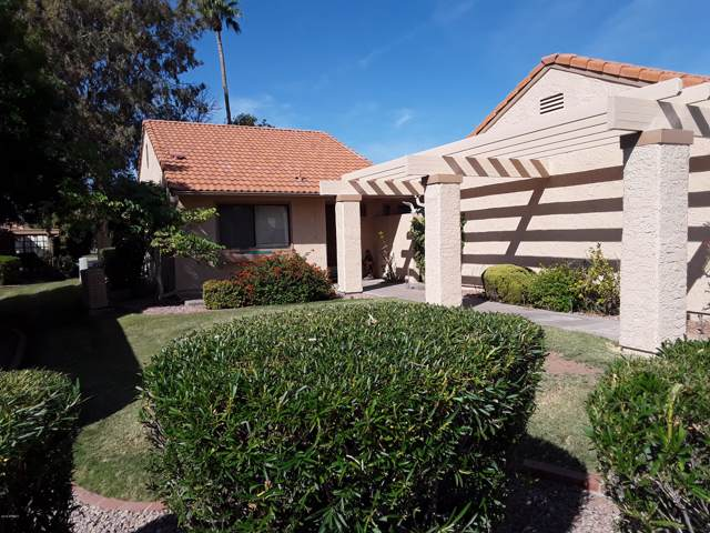 286 Leisure World, Mesa, AZ 85206 (MLS #5994707) :: The W Group