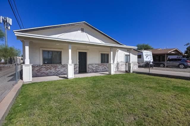 466 W Kennedy Avenue, Coolidge, AZ 85128 (MLS #5994716) :: Revelation Real Estate