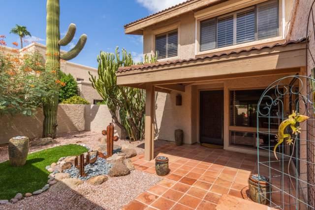 4525 N 66TH Street #74, Scottsdale, AZ 85251 (MLS #5994760) :: The Laughton Team