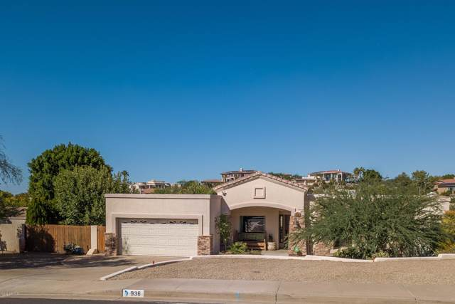 936 E Coral Gables Drive, Phoenix, AZ 85022 (MLS #5994768) :: Power Realty Group Model Home Center