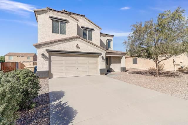 1610 S 220TH Drive, Buckeye, AZ 85326 (MLS #5994790) :: Brett Tanner Home Selling Team