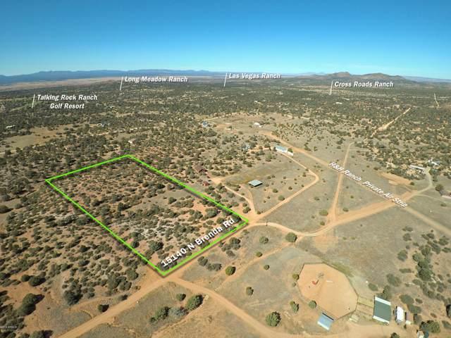 15140 N Brenda Road, Prescott, AZ 86305 (MLS #5994805) :: Revelation Real Estate