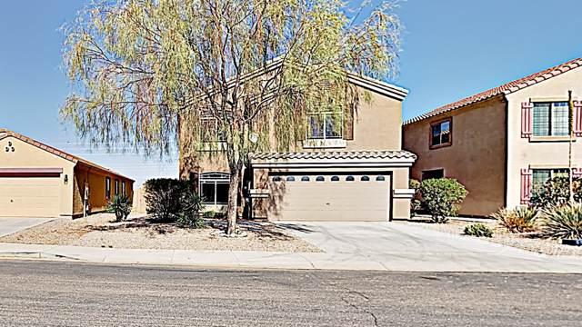 37060 W Amalfi Avenue, Maricopa, AZ 85138 (MLS #5994814) :: Power Realty Group Model Home Center