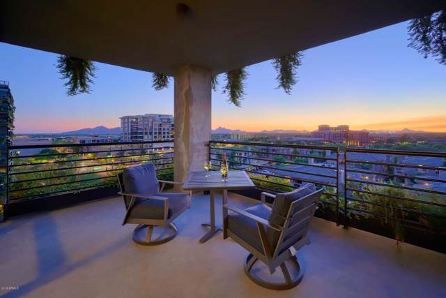 7120 E Kierland Boulevard #717, Scottsdale, AZ 85254 (MLS #5994827) :: CC & Co. Real Estate Team