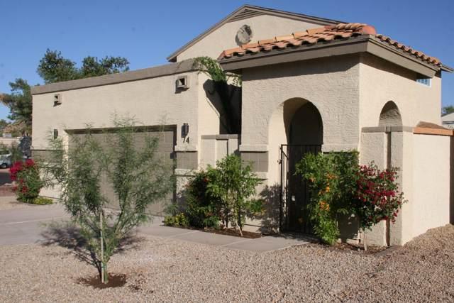 619 E Jensen Street E #74, Mesa, AZ 85203 (MLS #5994844) :: Power Realty Group Model Home Center