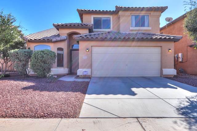 42431 W Chambers Drive, Maricopa, AZ 85138 (MLS #5994865) :: The Pete Dijkstra Team