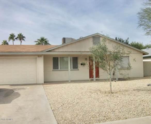 714 S San Jose Street, Mesa, AZ 85202 (MLS #5994910) :: Howe Realty