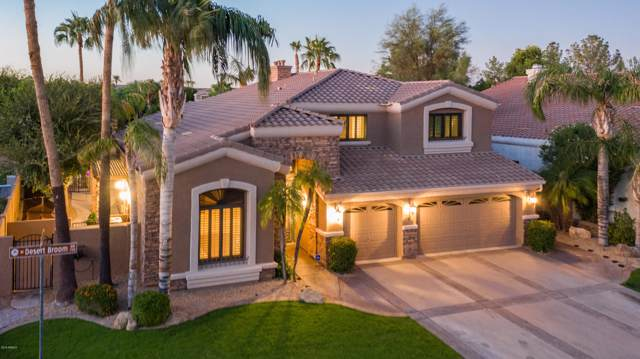 764 W Desert Broom Drive, Chandler, AZ 85248 (MLS #5994987) :: Power Realty Group Model Home Center
